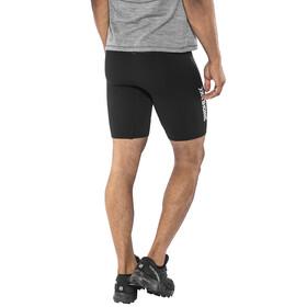 X-Bionic M's Speed Evo Running Pants Short Black/Anthracite